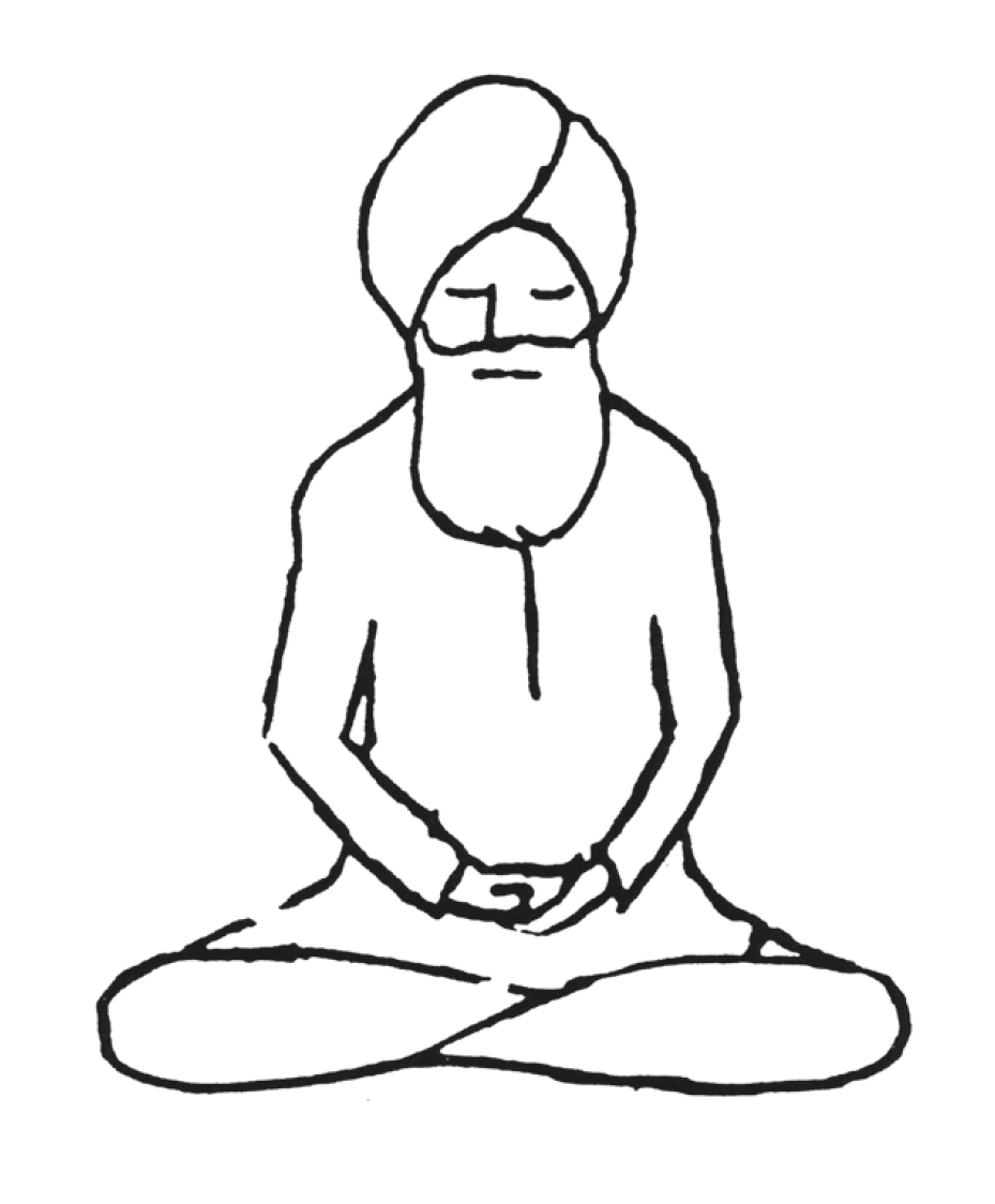 Méditation page