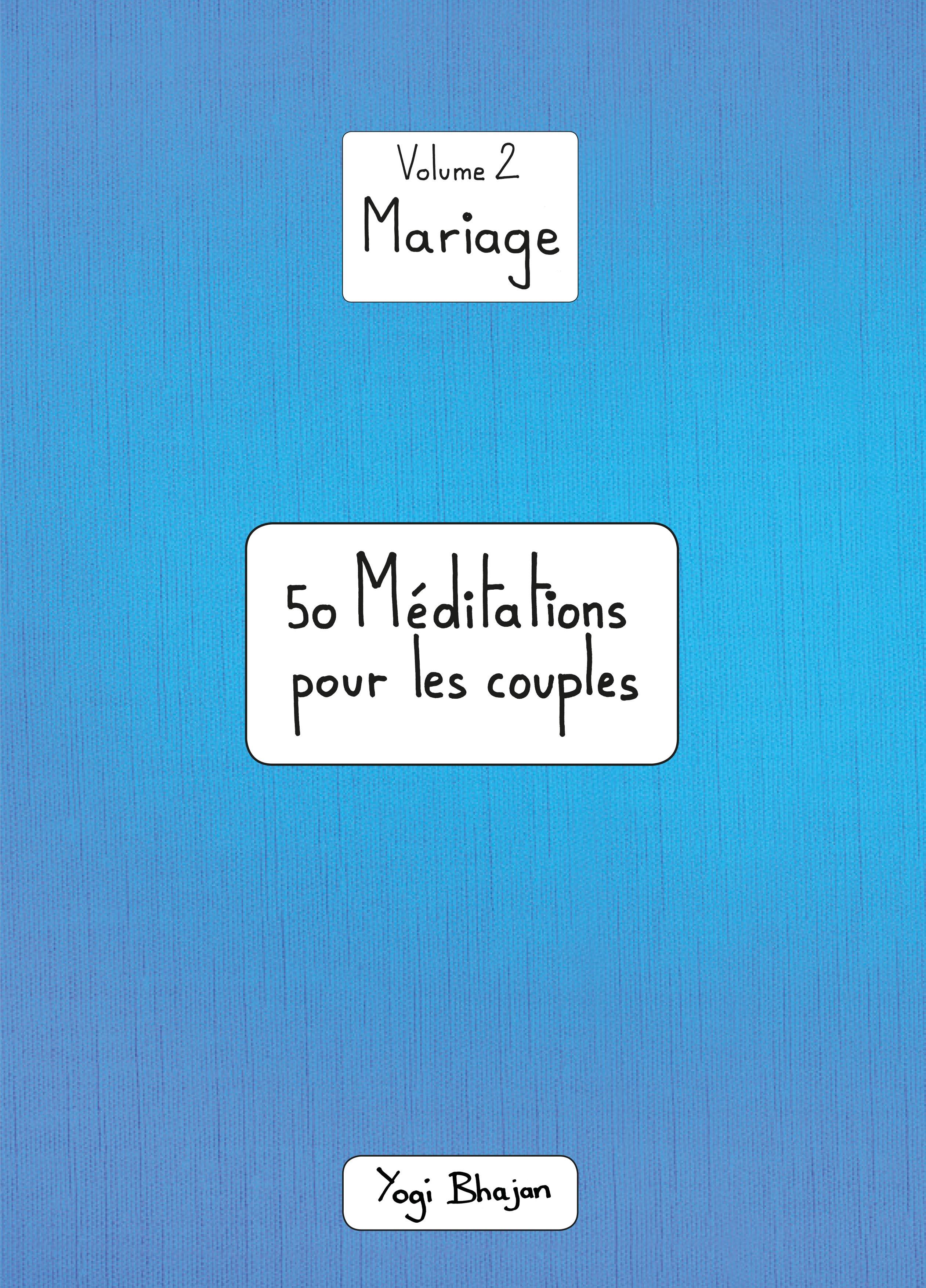 50 Méditation pour les couples